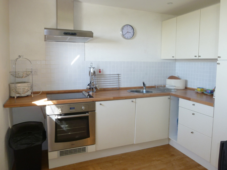 Carrick View Holiday Apartment Kitchen